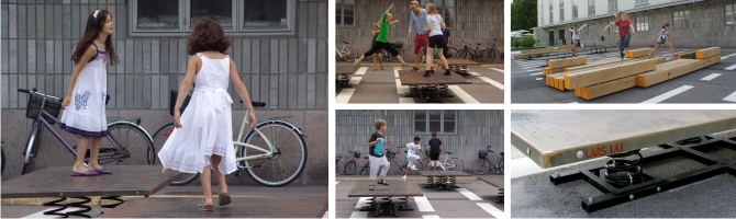Sykkelstativ