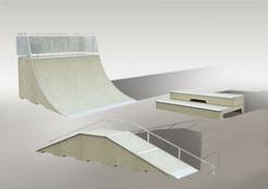 Betong Skate Park